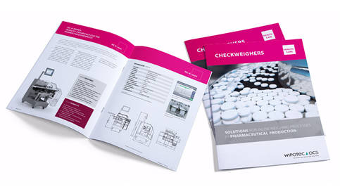 Pharmaceutical Checkweighers Brochure