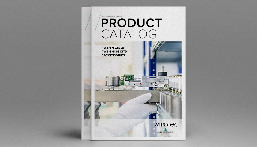 Product Catalog - Weigh Cells, Weighing Kits, Accessories